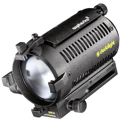 Dedolight Light Head, 100 W / 150 W Tungsten, Low Voltage