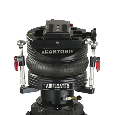 Cartoni AIRFLOATER Head for Special Effects