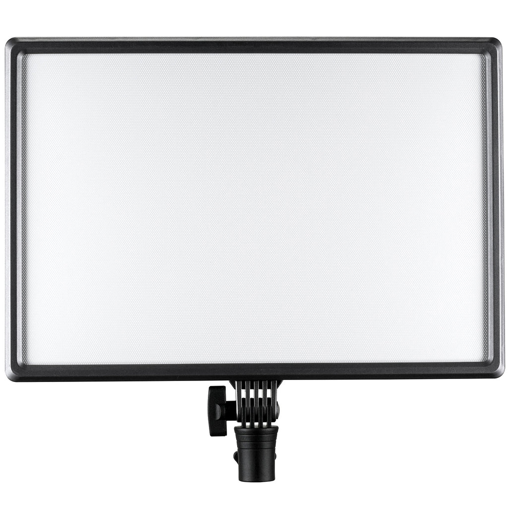NANLITE LumiPad 25 Bi-Color LED Videoleuchte (Streaming, YouTube, Beauty, Gaming)