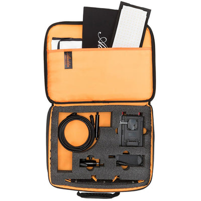 Aladdin BI-FLEX M3 Kit (30W Bi-Color) w/ V-Mount and Soft Case