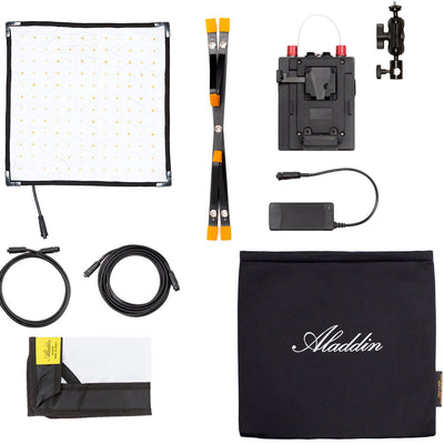 Aladdin BI-FLEX M7 System (70W Bi-Color) w/ Gold-Mount