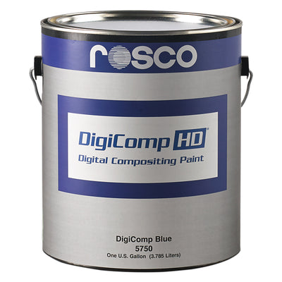 Rosco DigiComp HD Blue Paint
