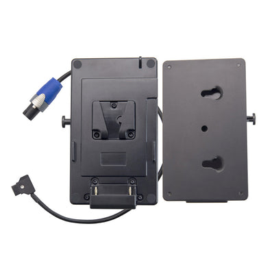 V-Mount Battery Plate with Quick Release