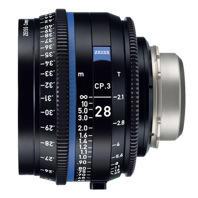Zeiss CP.3 - T2.1 / 28mm