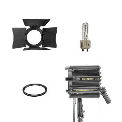 Dedolight 650W Halogen Light Kit