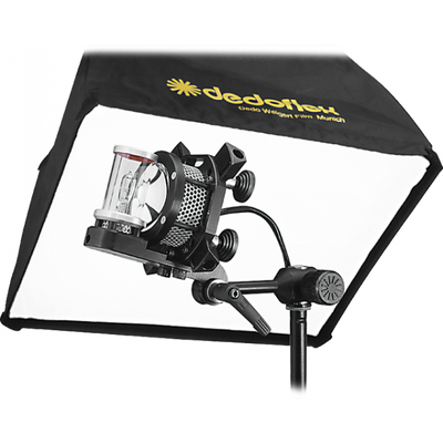 Dedolight 200W HMI Soft Light Kit (Occasion)