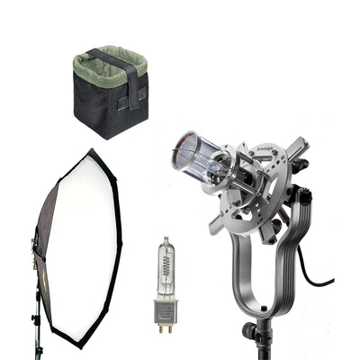 Dedolight 1000W Soft Light Panaura 5 Kit