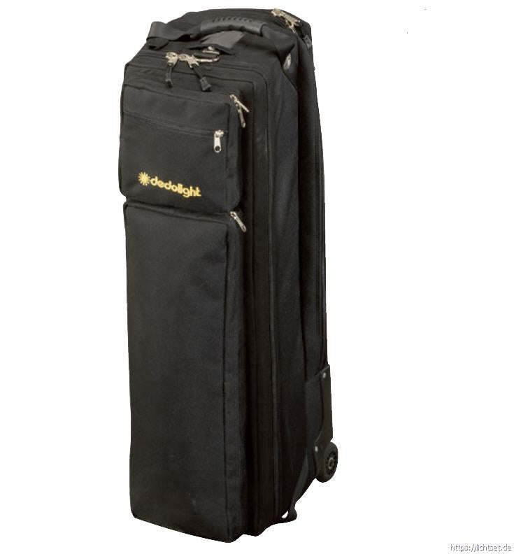 Dedolight Soft Case, Large with Transport Wheels