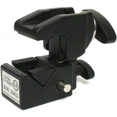 Doughty Superclamp Black