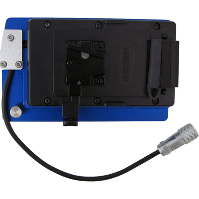 Creamsource Micro Battery Mount V Lock Style
