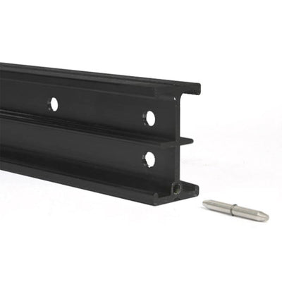 Doughty STUDIO RAIL 3.0m (Black)