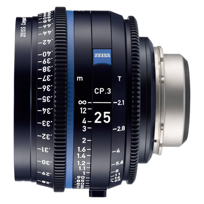 Zeiss CP.3 - T2.1 / 25mm