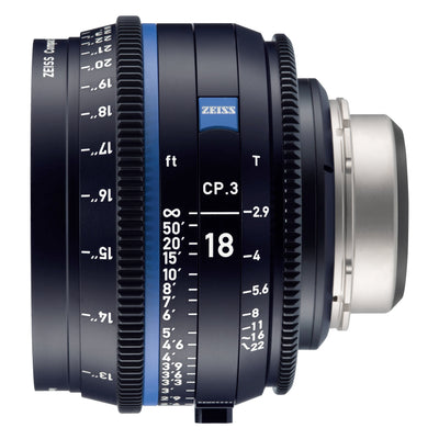 Zeiss CP.3 - T2.9 / 18mm