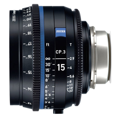 Zeiss CP.3 - T2.9 / 15mm