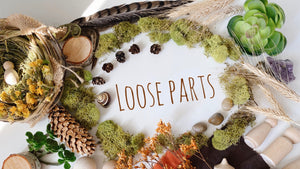 Everything You Need to Know About Loose Parts Pt.1