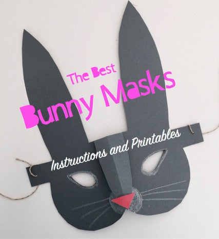 The Best Bunny Masks