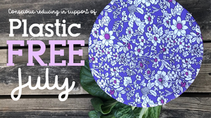 #Plasticfree July