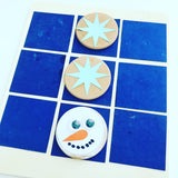 Tic Tac Snow Game