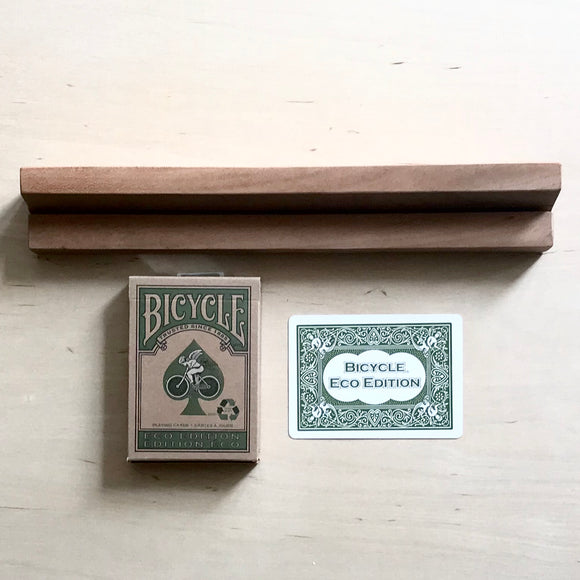 Eco Edition Playing Card Set & Holder