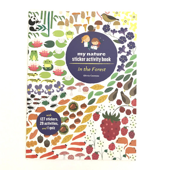 In the forest (Sticker Book)