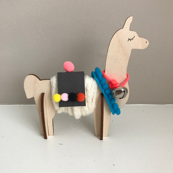 3D Llama - Large (Set of 2)