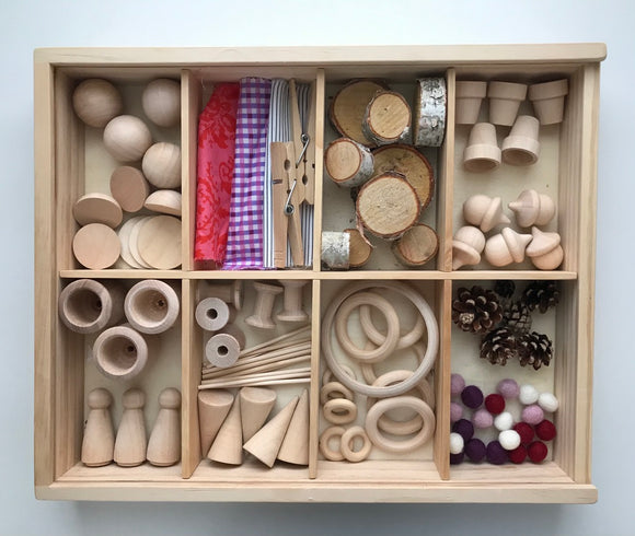 Large Loose Parts Kit