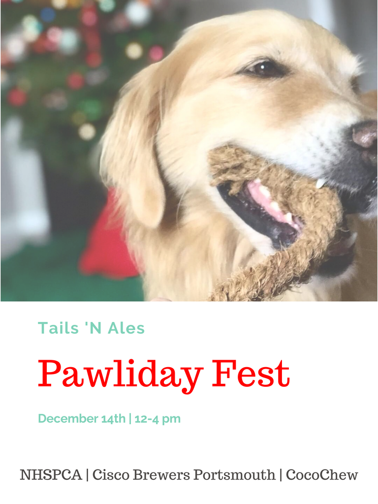 Tails 'N Ales Pawliday Fest **POSTPONED**