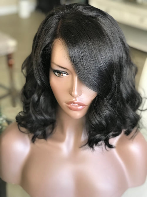 Flirty Bob- Lace Frontal
