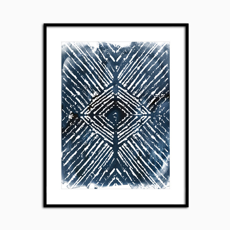 Indigo Ink Motif IV - Objects of Interest