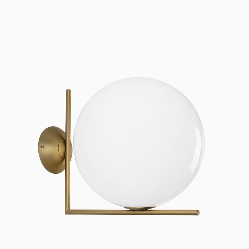 Globe Wall Lamp - objects of interest