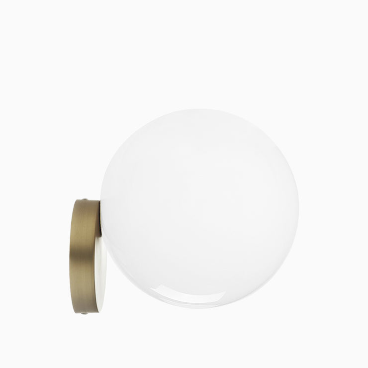Imperil Globe Wall Lamp - Objects of Interest
