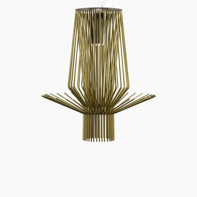 Lacquered Suspension Lamp III - Objects of Interest