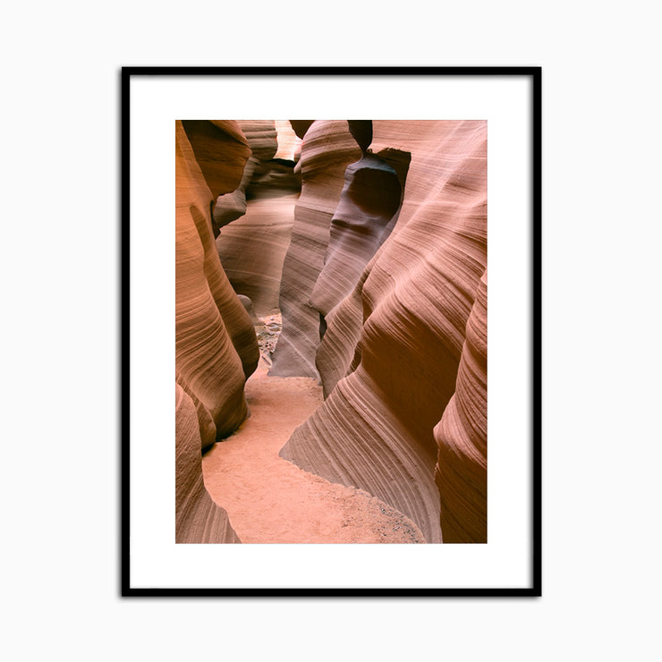 Antelope Canyon V - Objects of Interest