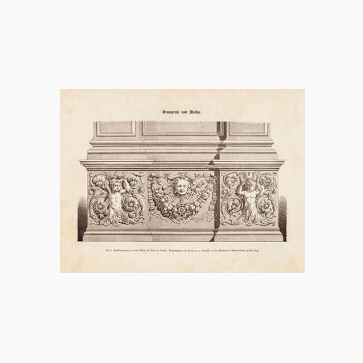 Architectural Ornament - VII - Objects of Interest
