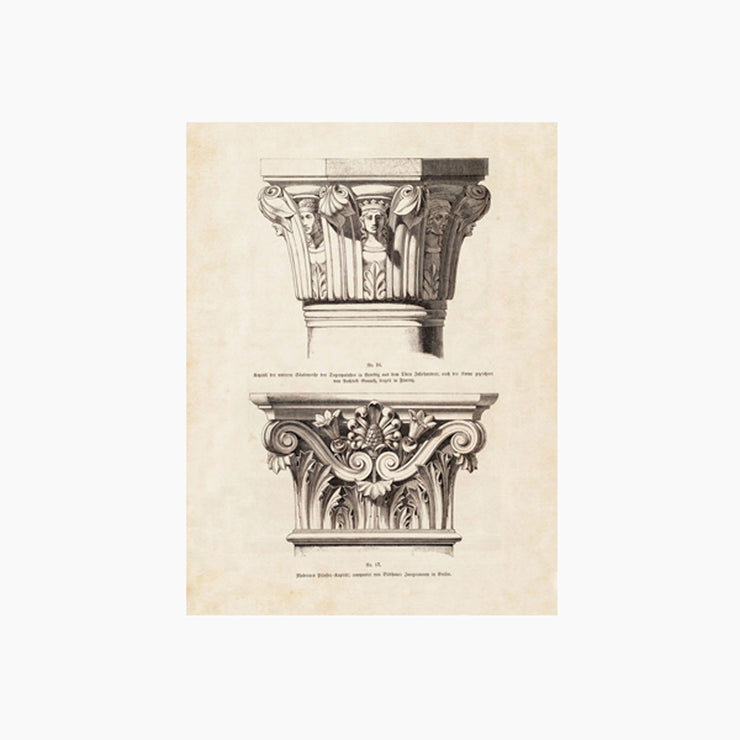 Architectural Ornament - I - Objects of Interest