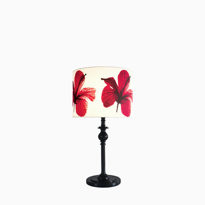 Hibiscus Table Lamp - Objects of Interest