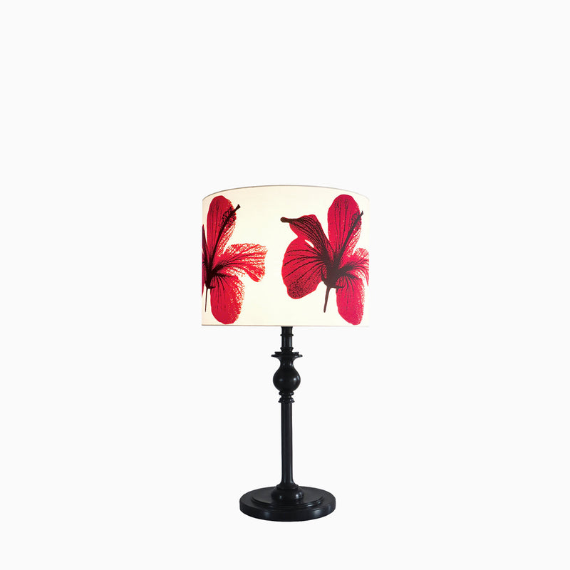 Hibiscus Table Lamp