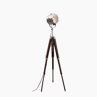 Dapple Tripod Floor Lamp - Objects of Interest