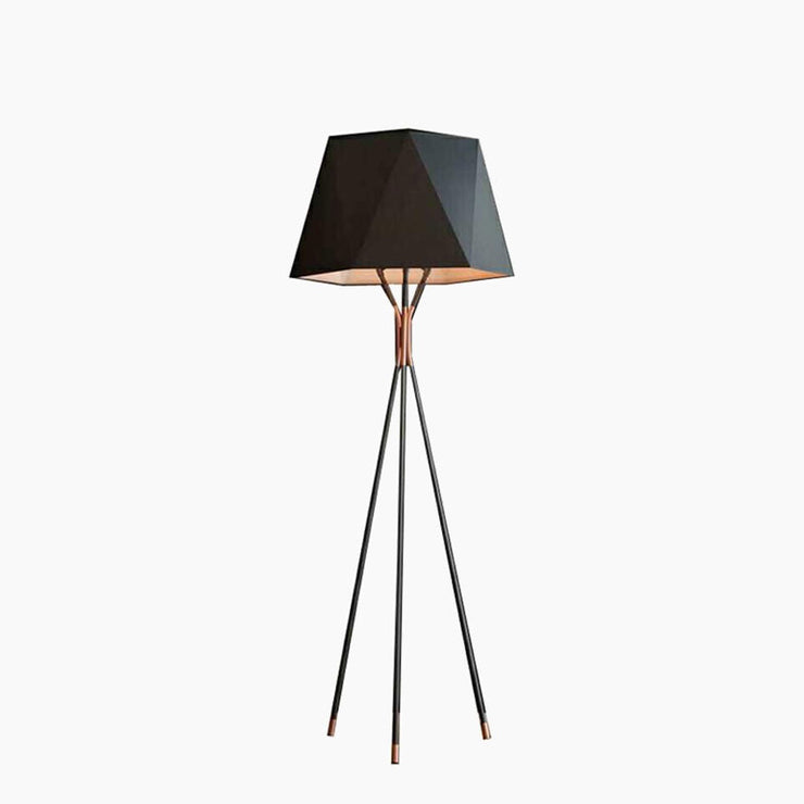 Geometrical Floor Lamp - Objects of Interest