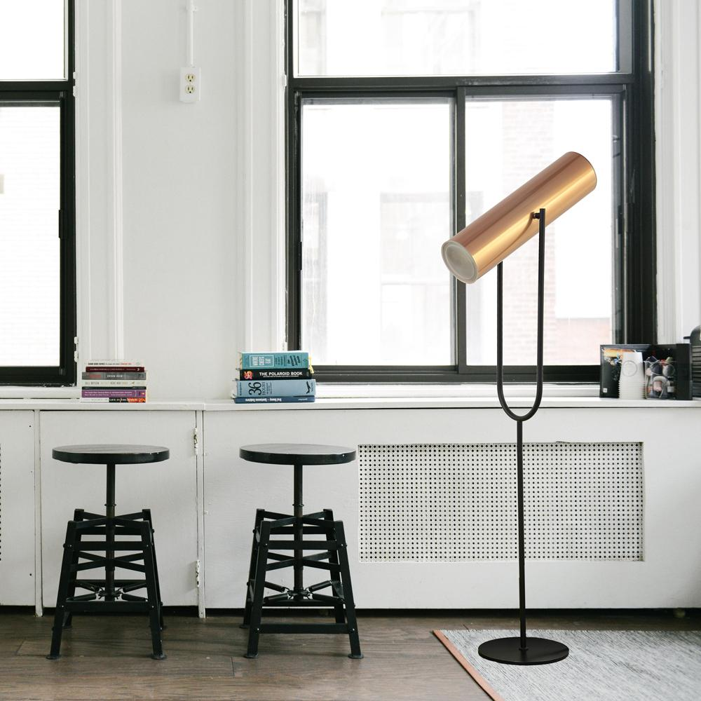 Jeb Single Floor Lamp - objects of interest