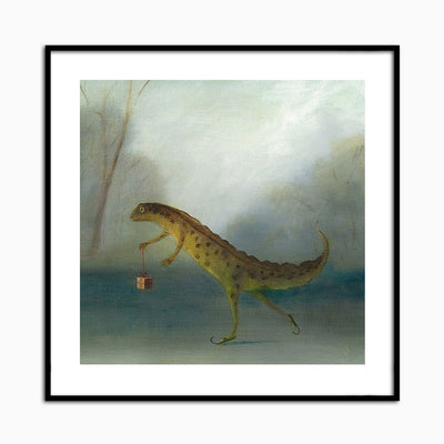 The Yuletide Newt - Objects of Interest