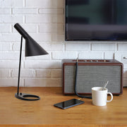 Charcoal Table Lamp - Objects of Interest