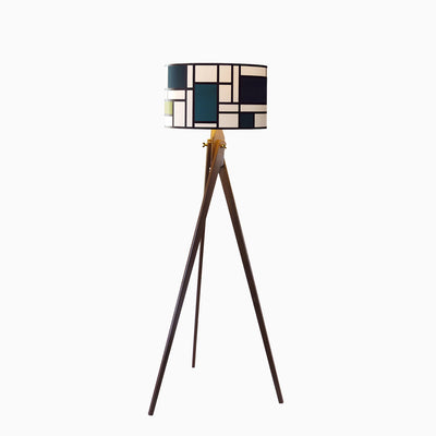 Mondrian Floor Lamp - Objects of Interest