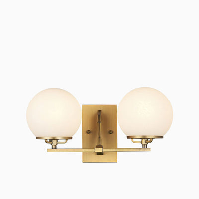 Double Globe Wall Light II - Objects of Interest