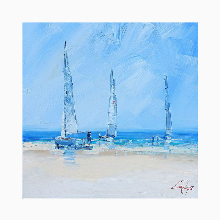 Aspendale Sails 2 - Objects of Interest