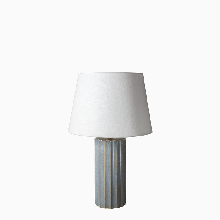 Ribbed Table Lamp - Objects of Interest