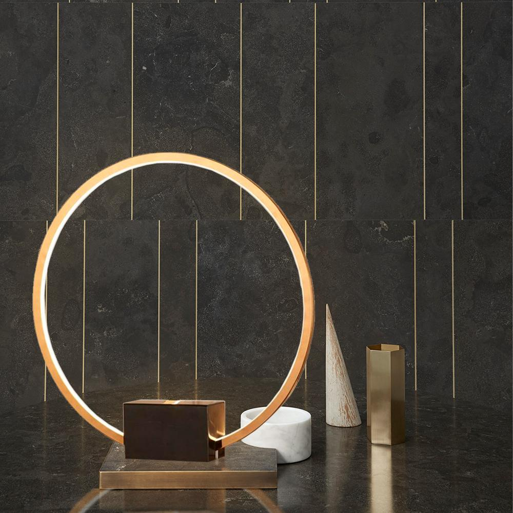 'Ring of Light' Table Lamp - objects of interest