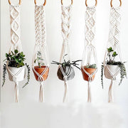 Macrame Disoe Single Plant Hanger