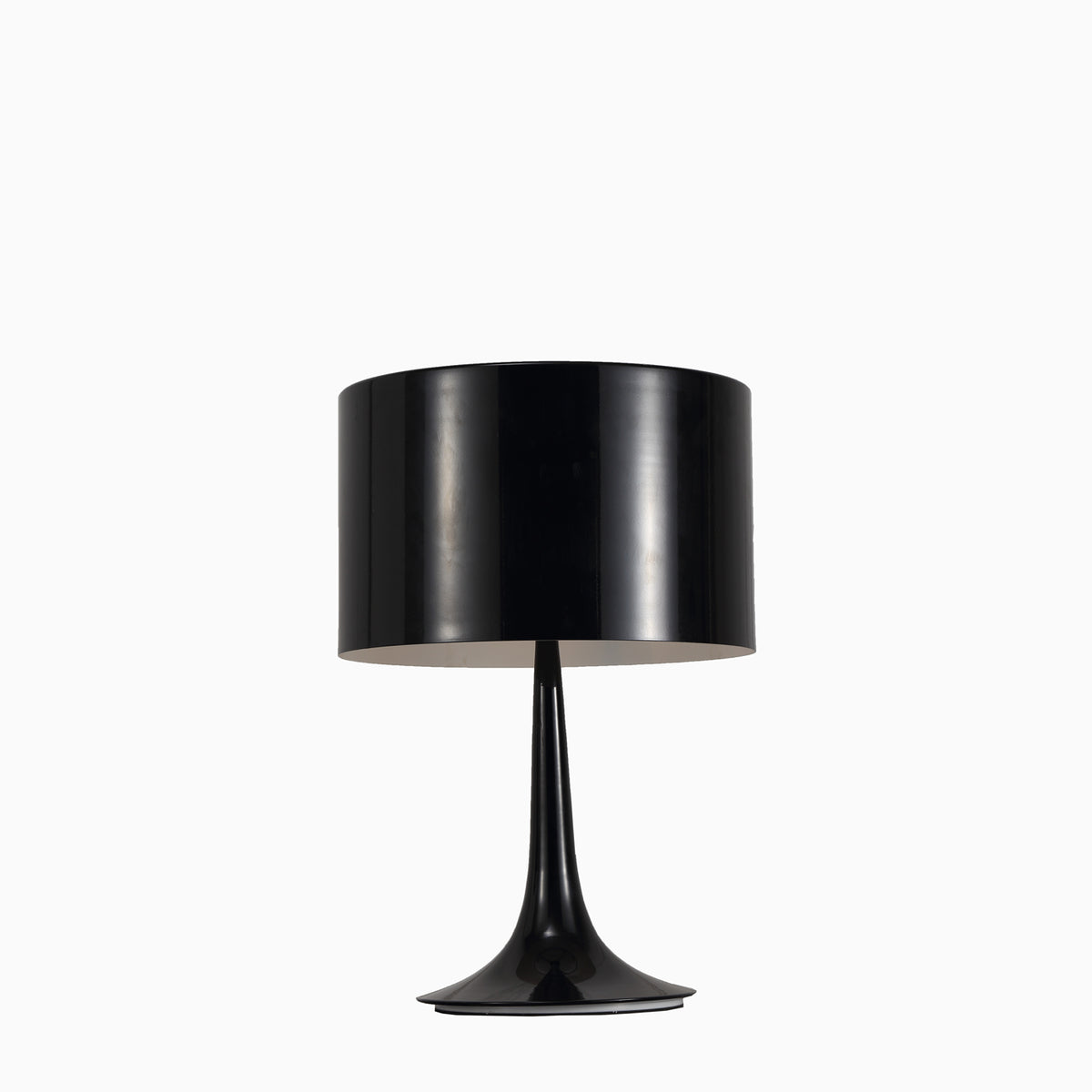 Black Table Lamp - objects of interest