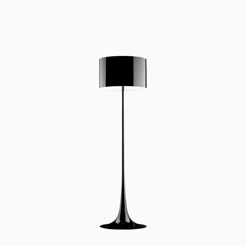 Black Floor Lamp - objects of interest